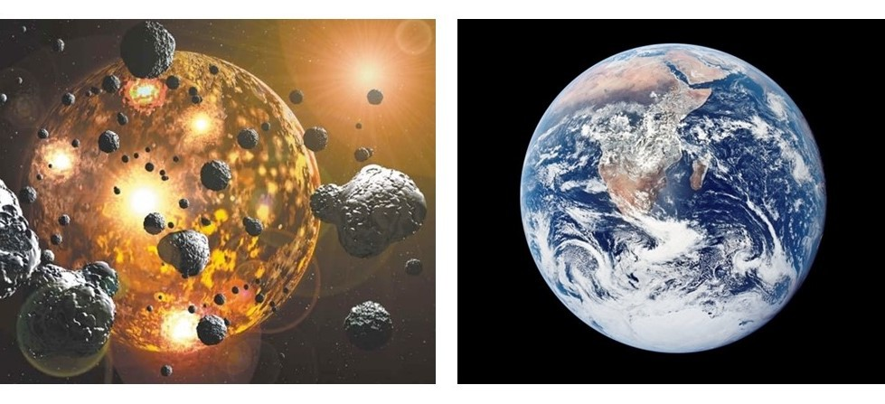 Images Earth research page